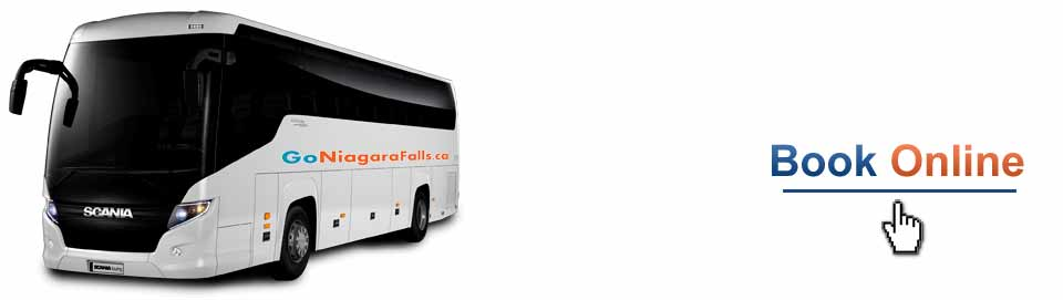 Online Booking for Niagara Falls Bus Tours from Toronto